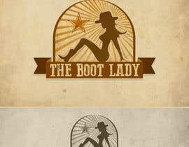#49 cho Design a Logo for The Boot Lady bởi Wbprofessional