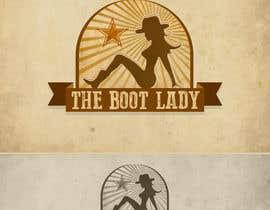 nº 49 pour Design a Logo for The Boot Lady par Wbprofessional