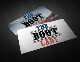 #17 para Design a Logo for The Boot Lady por saptasunusae