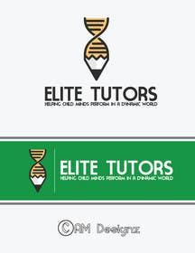 azaanmunir tarafından ELITE  TUTORS need a logo için no 25