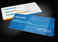 Graphic Design Contest Entry #28 for Business Card and Stationary for Optimus Putra Mandiri