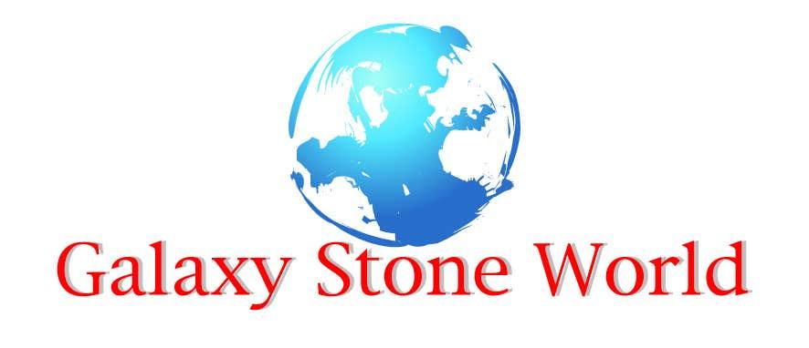 Konkurrenceindlæg #                                        55                                      for                                         Design a Logo for Galaxy Stone World