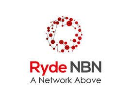 #61 para Design a Logo for Ryde NBN por JorgeGiro
