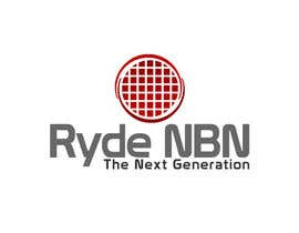 #43 para Design a Logo for Ryde NBN por vladspataroiu