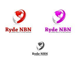 #46 para Design a Logo for Ryde NBN por logodesigingpk