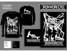 #6 untuk Design a T-Shirt for ironworkers members oleh salutyte