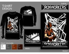 #18 untuk Design a T-Shirt for ironworkers members oleh salutyte