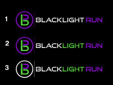 #152 cho Design a Logo for Blacklight Run bởi rraja14