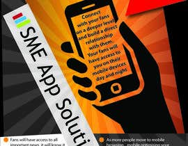 #7 for Fact sheet/flyer for a Fan Smartphone App by Aleshander