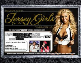 #13 para Design a Flyer for Classy Strip Club Flyer. por lawrenceveedo