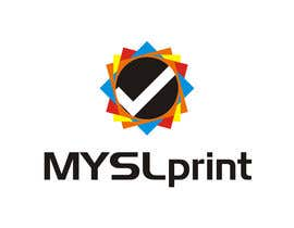 "#7 for Design a Logo for PRINTING company ""MYSLprint"" by ibed05"