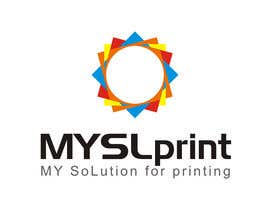 "#12 for Design a Logo for PRINTING company ""MYSLprint"" by ibed05"