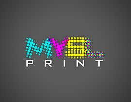 "#26 for Design a Logo for PRINTING company ""MYSLprint"" by nivleiks"