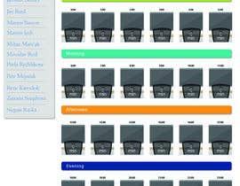 Nro 1 kilpailuun Design a Website Mockup (one page with menu and report) käyttäjältä teamark