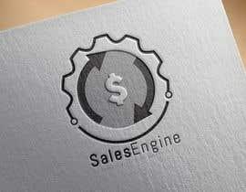 Nro 135 kilpailuun Design a Logo for 'the Sales Engine' käyttäjältä agusprieto