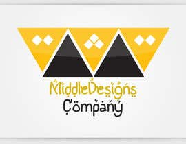 #39 for Design a Logo Middle Designs Company by javvadveerani