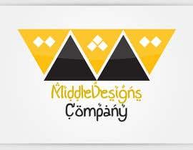 Nro 39 kilpailuun Design a Logo Middle Designs Company käyttäjältä javvadveerani