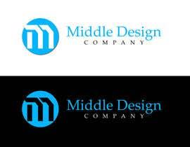 Nro 12 kilpailuun Design a Logo Middle Designs Company käyttäjältä Yusuf3007