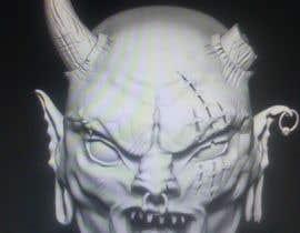 Nro 2 kilpailuun Monster Concept Art käyttäjältä nanod2g