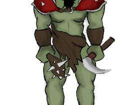 Nro 1 kilpailuun Monster Concept Art käyttäjältä LeimarBolivar