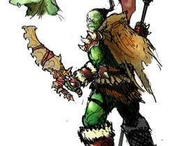 Nro 12 kilpailuun Monster Concept Art käyttäjältä limbolimbo