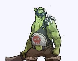 Nro 19 kilpailuun Monster Concept Art käyttäjältä datpt1112