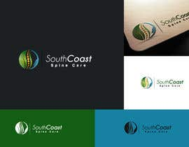 #31 cho Design a Logo for South Coast Spine Care bởi basemamer