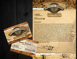 #80 for Business Card Design for Treasure Island Resort Wear & Gifts by F5DesignStudio