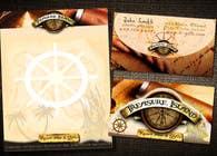 Graphic Design Kilpailutyö #74 kilpailuun Business Card Design for Treasure Island Resort Wear & Gifts