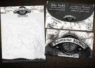 Graphic Design Kilpailutyö #65 kilpailuun Business Card Design for Treasure Island Resort Wear & Gifts