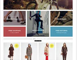#12 for Build a Website for Fashion Label by dnyakana