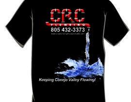 Nro 13 kilpailuun Water Design T-Shirt käyttäjältä tabithajporter1