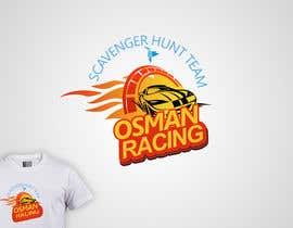 Nro 4 kilpailuun Design a Logo for Osman Racing Freelancer Scavenger Hunt käyttäjältä naseefvk00
