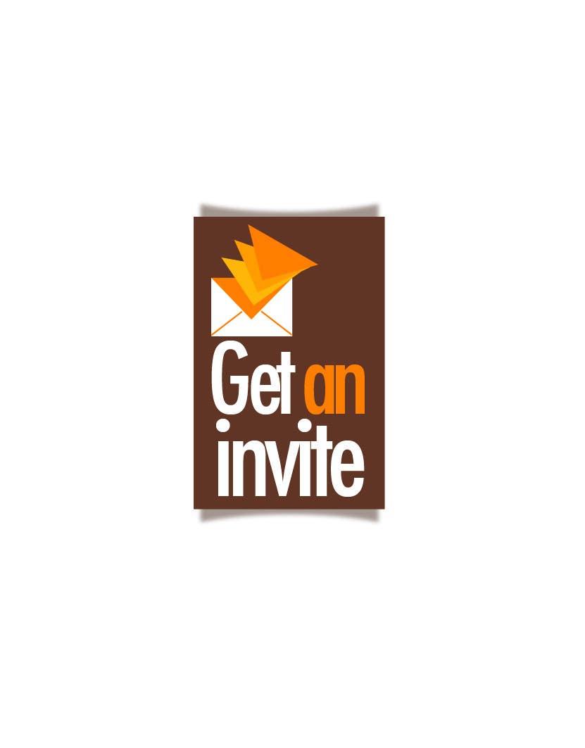 Konkurrenceindlæg #                                        125                                      for                                         Logo Design for GetAnInvite