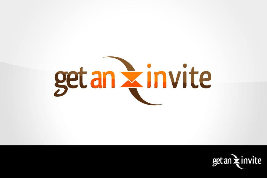 Konkurrenceindlæg #                                        169                                      for                                         Logo Design for GetAnInvite