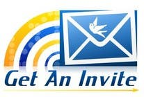 "Graphic Design Intrarea #9 pentru concursul ""Logo Design for GetAnInvite"""