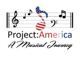 #41 para Design a Logo for Project America por jgzambranocampo
