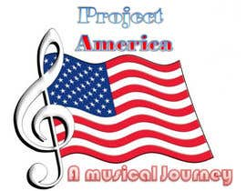 #21 para Design a Logo for Project America por catrinaalex89