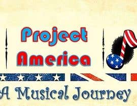 #28 para Design a Logo for Project America por catrinaalex89