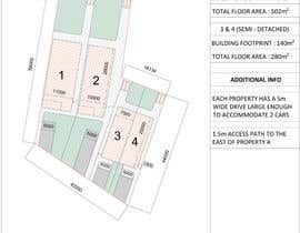 Nro 4 kilpailuun Residential Site Plan käyttäjältä jacknevill1995