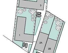 Nro 9 kilpailuun Residential Site Plan käyttäjältä catherinedietsch