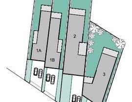 Nro 11 kilpailuun Residential Site Plan käyttäjältä catherinedietsch