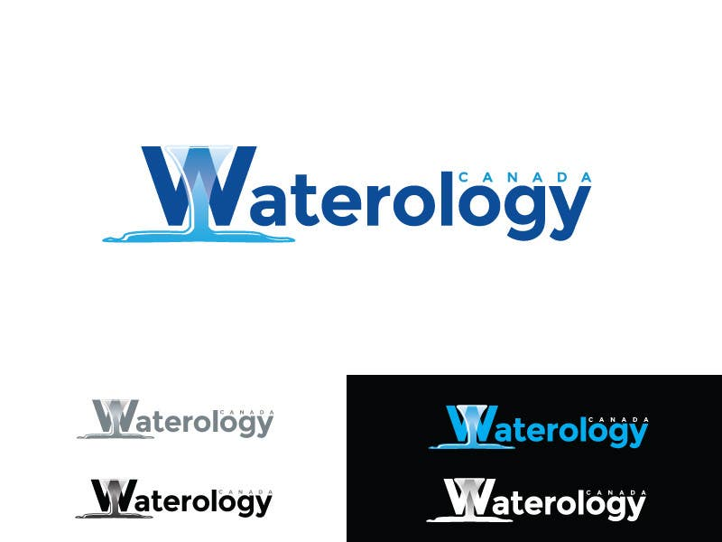 #10 for Design a Logo for WATERology Canada by zaldslim