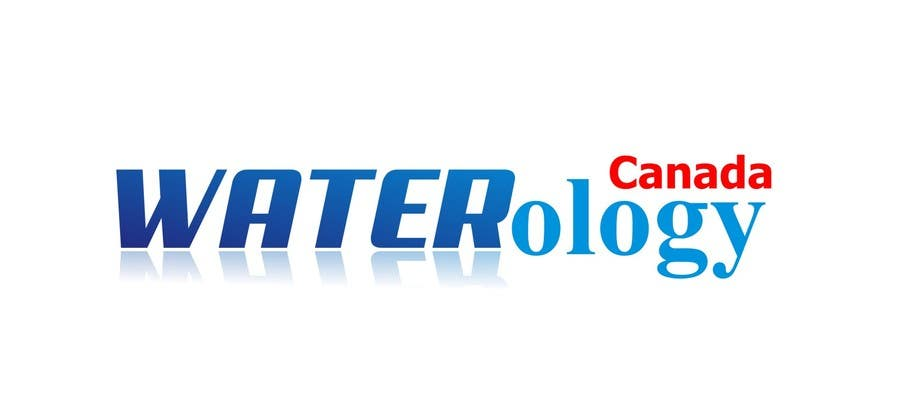 #52 for Design a Logo for WATERology Canada by nuwangrafix