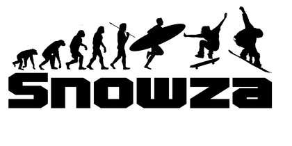 "Graphic Design Contest Entry #2 for Design a Logo for Online Business ""Snowza"""