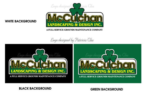 #39 for Design a Logo for Landscaping Business by patricia168