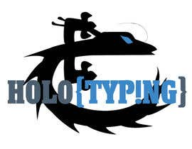 #30 for Design a Logo for our tutorials website HOLOTYPING by noratasha