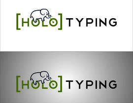 #27 for Design a Logo for our tutorials website HOLOTYPING by TATHAE