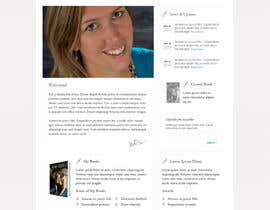 #18 untuk Design a Website for author / book writter oleh Pavithranmm
