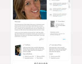 #28 para Design a Website for author / book writter por Pavithranmm